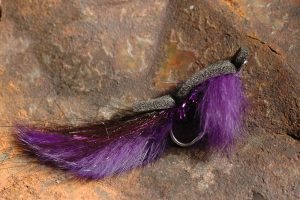 Boehm's Gurgler, black & purple