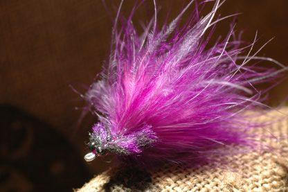 Marabou Toad, purple