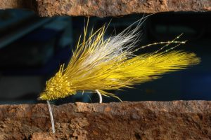 The Rivet, yellow