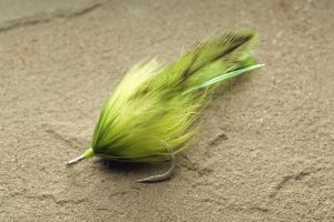 Laid-up Bug, chartreuse