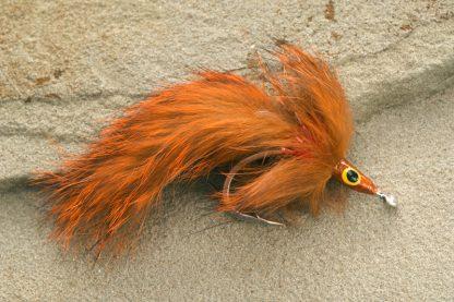 Rabbit Tarpon Fly, orange