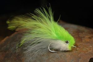 Woolly Mullet, chartreuse