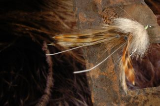 Badger Tarpon Fly, tan