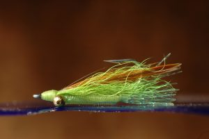 Cree Charlie, chartreuse