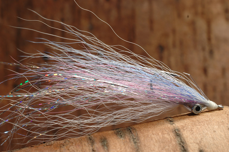 Clouser Minnow, gray