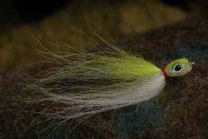 Fox Breath Variation, chartreuse
