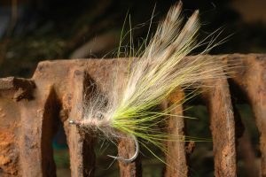 Studebaker Hawk, chartreuse