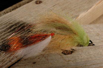 Fox Wiggle, olive
