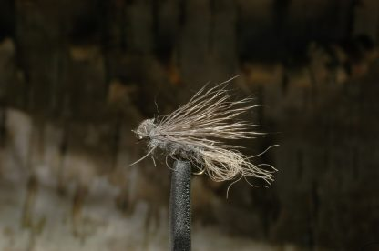 Bad-X Caddis, gray