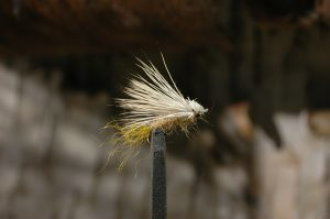 Bad-X Caddis, tan