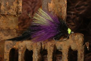 Backcountry Sweeper, black and purple